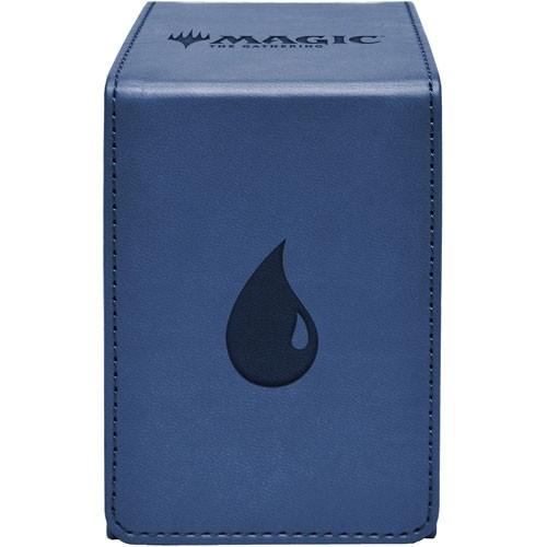 Ultra Pro Alcove Flip Deckbox Blue