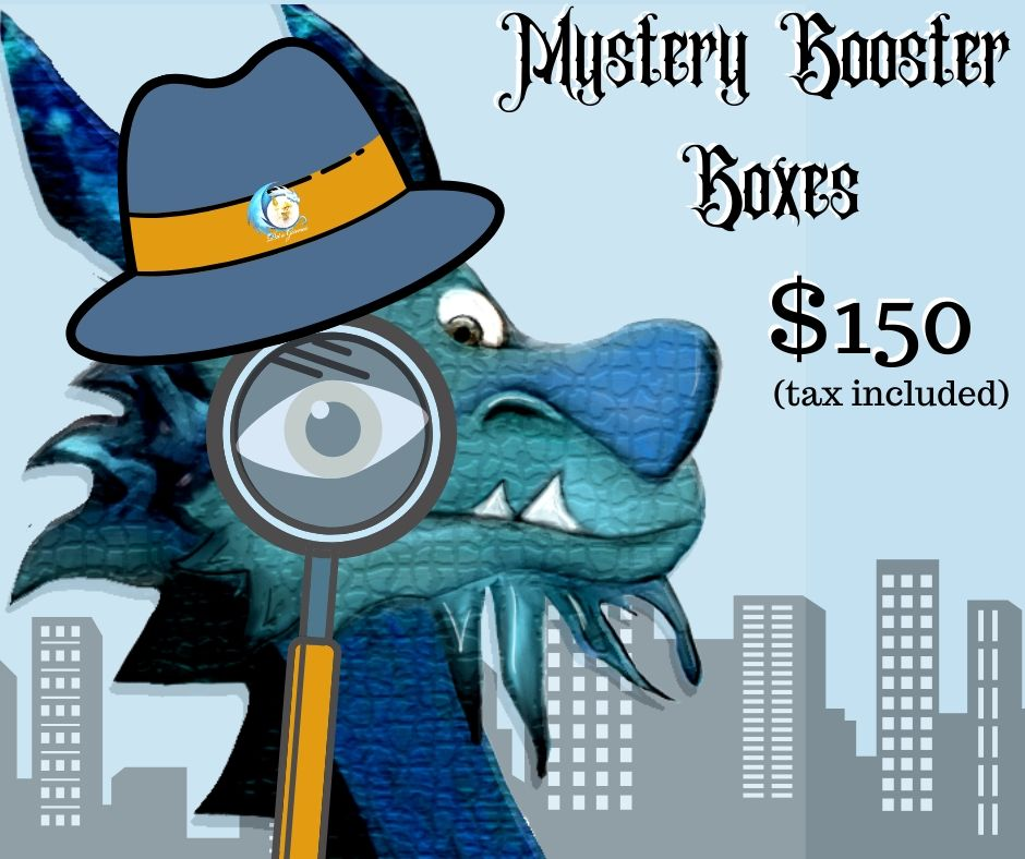 Mystery Booster Boxes (1)