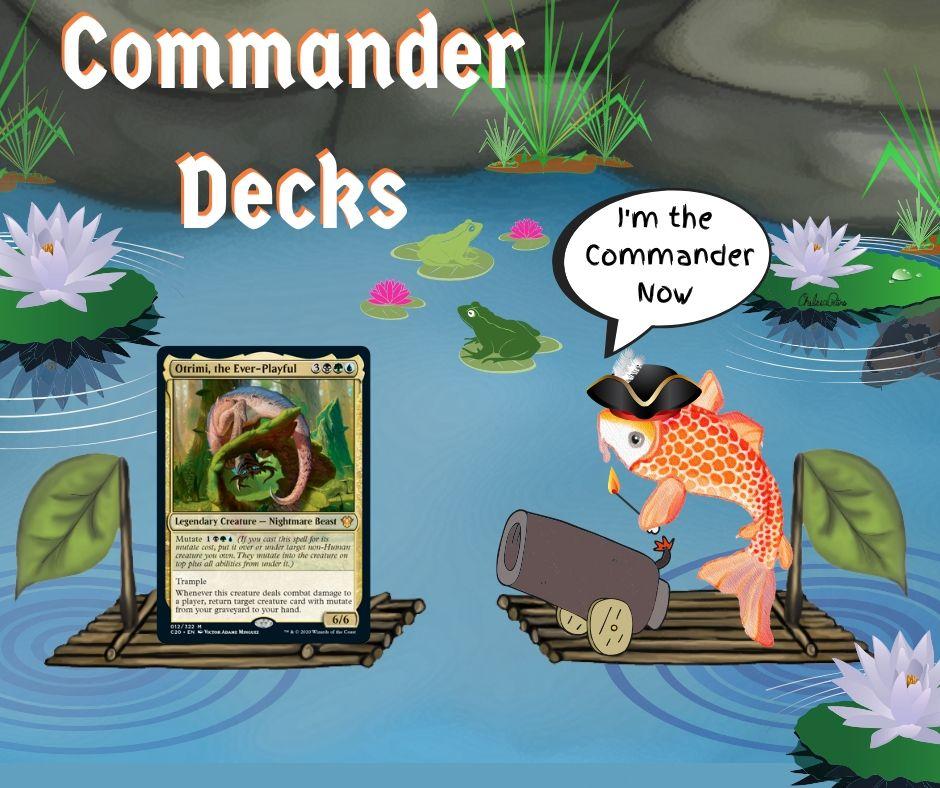 commander Final