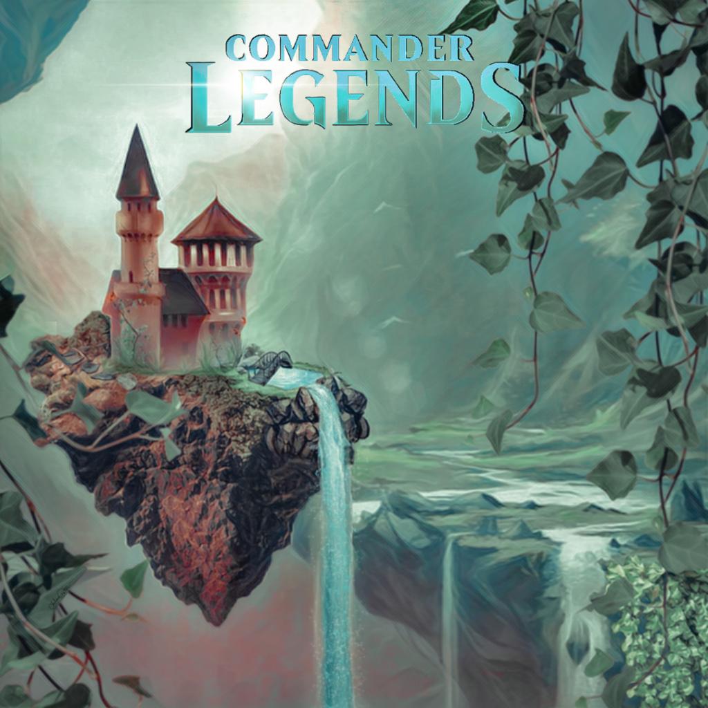 Commander Legends Available Now