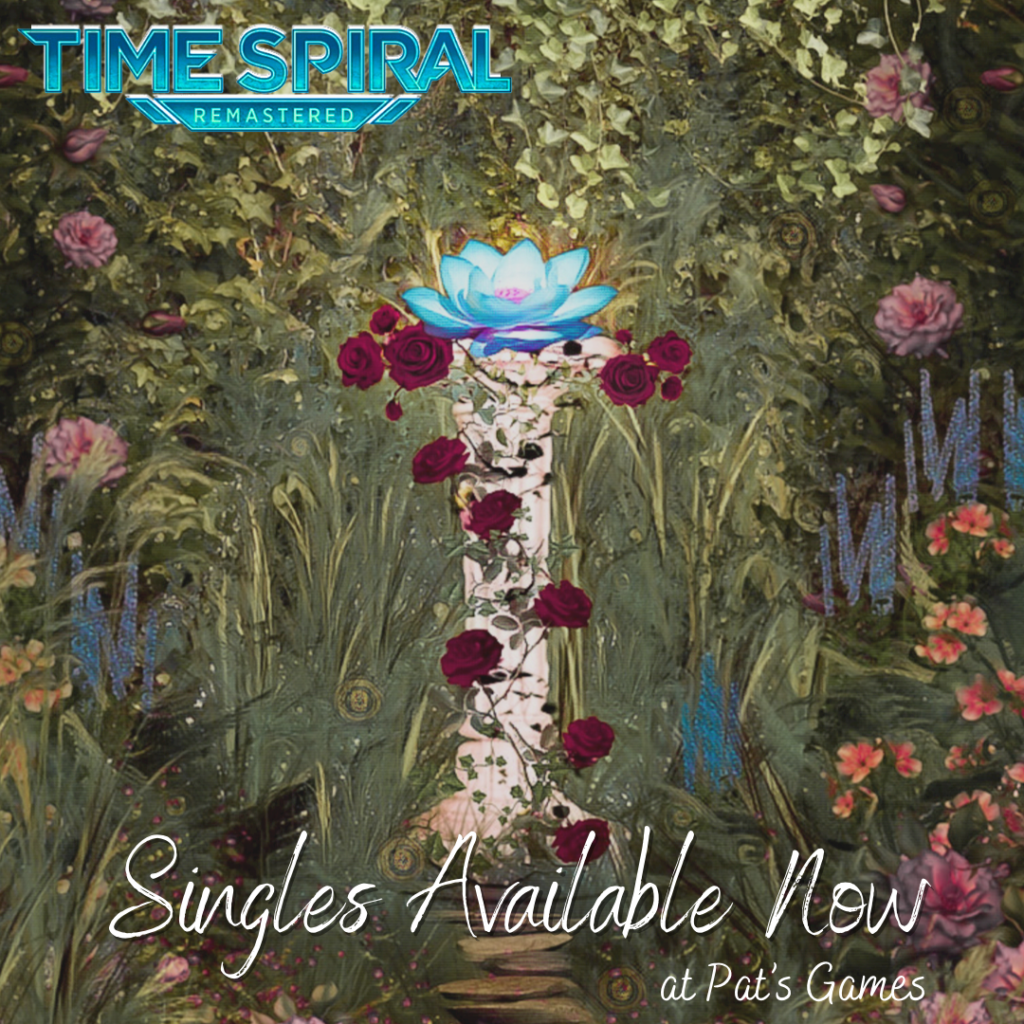 Time Spiral Singles