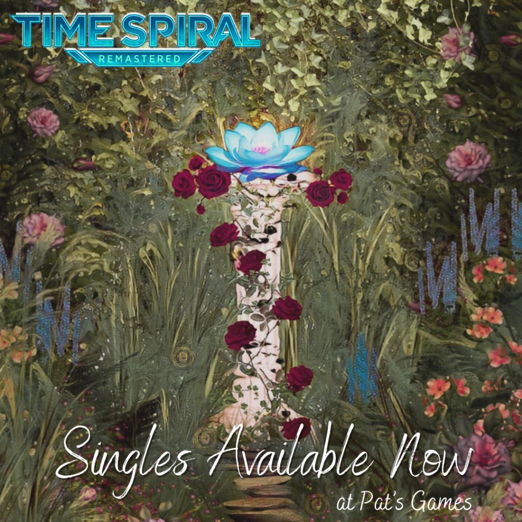 Time Spiral Singles