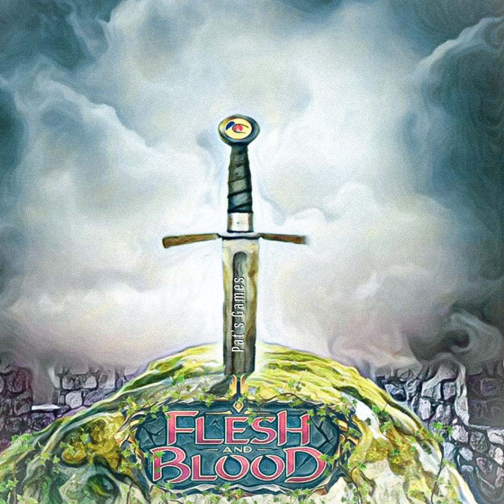 Flesh and Blood Available Now