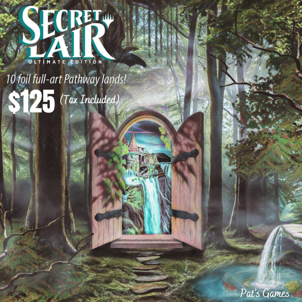 Secret Lair 2 Available Now